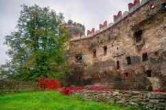 Bolkow slott, Polen Arkivfoton