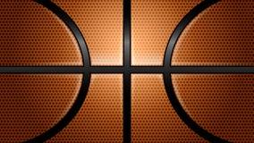 Boll basket, sport, bakgrunder Arkivfoto