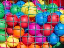 Boll Pit Background Fotografering för Bildbyråer