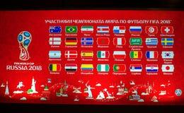 Boll som målas i flaggan av South Africa som isoleras på vit bakgrund arkivfoto