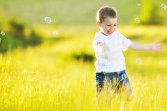 Bolla del bambino Fotografia Stock Libera da Diritti