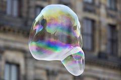 Bolla dell'arcobaleno fotografie stock libere da diritti