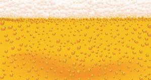 Bolla della birra Fotografia Stock