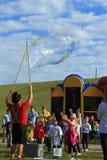 Bolla gigante Fotografia Stock