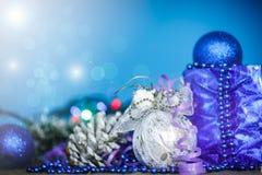8 bollar card bland annat vektorn för juleps mappen Royaltyfria Bilder