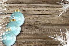 bollar card egeer fritt snowflakes som avstånd skriver ditt Royaltyfria Bilder