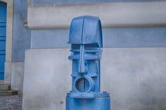 Bollards in Malostranske namesti in Prague Royalty Free Stock Photography
