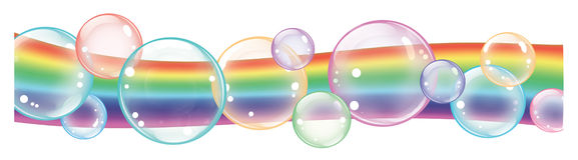 bolle illustrazione di stock