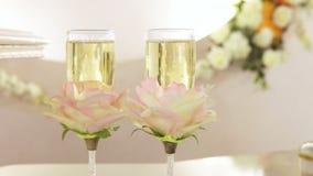 Bolle dei champagne archivi video