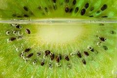 Bolle del kiwi Immagini Stock Libere da Diritti