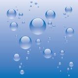 Bolle dell'acqua