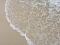 Bolle dell'oceano Fotografia Stock