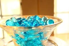 Bolle della gelatina Fotografie Stock