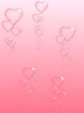 Bolle di amore. Fotografie Stock