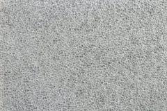 Bolle di aria nella fine su Bolle la priorità bassa Strato del polietilene EPE Schiuma del bordo del polipropilene Struttura dell immagine stock libera da diritti