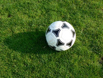 bollfotboll Royaltyfria Bilder