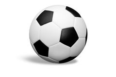 bollfotboll Arkivbilder