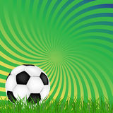 bollfotbollfotboll Arkivfoto