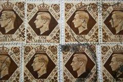 Bolli del George VI Fotografia Stock Libera da Diritti
