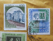 Bolli dell'Italia Fotografia Stock