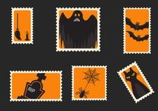 Bolli della busta di Halloween Fotografia Stock