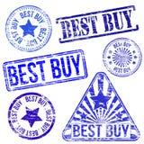 Bolli di Best Buy Immagini Stock