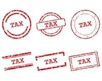 Bolli di imposta Immagine Stock Libera da Diritti