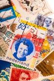 Bolli olandesi della posta fotografia stock