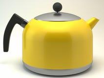 Bollitore di tè Fotografia Stock