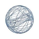 bollkaostråd Arkivfoton