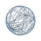 bollkaostråd Arkivbilder