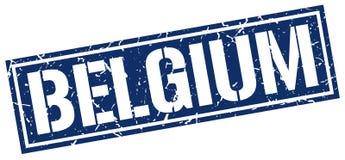 Bollo del Belgio Fotografia Stock