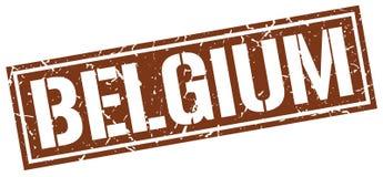Bollo del Belgio Immagini Stock