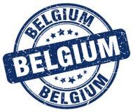 Bollo del Belgio illustrazione vettoriale