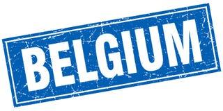Bollo del Belgio royalty illustrazione gratis