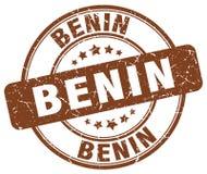 Bollo del Benin Illustrazione di Stock