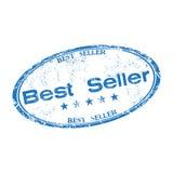 Bollo del best-seller Immagine Stock Libera da Diritti