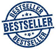 Bollo del bestseller Immagini Stock Libere da Diritti