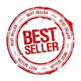 Bollo del migliore venditore. Fotografie Stock Libere da Diritti