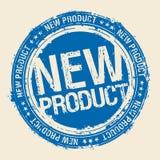 Bollo del nuovo prodotto. Fotografia Stock Libera da Diritti