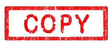Bollo dell'ufficio di Grunge - COPIA royalty illustrazione gratis