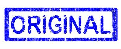 Bollo dell'ufficio di Grunge - ORIGINALE Fotografie Stock Libere da Diritti
