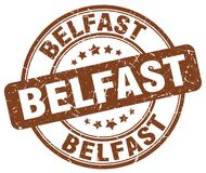 Bollo di Belfast Immagine Stock Libera da Diritti
