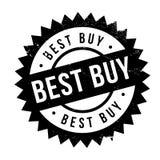 Bollo di Best Buy Immagine Stock