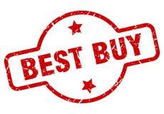 Bollo di Best Buy royalty illustrazione gratis