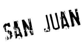 Bollo di San Juan Fotografia Stock Libera da Diritti