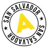 Bollo di San Salvador Fotografia Stock Libera da Diritti