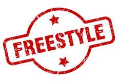 bollo di stile libero royalty illustrazione gratis