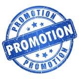 Bollo di vettore di promozione Fotografie Stock