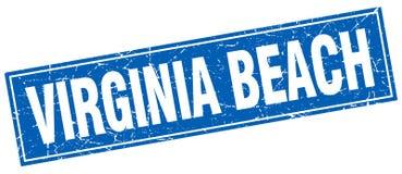 Bollo di Virginia Beach Illustrazione di Stock